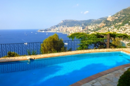 Villa overlooking the sea and Monaco - RFC41740918VV