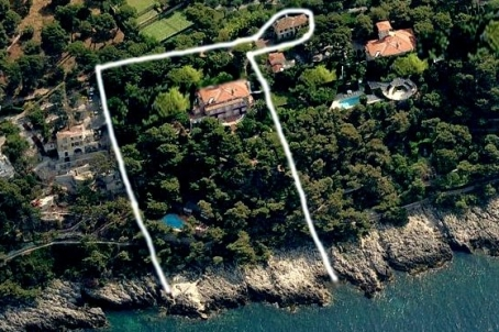 Exceptional Property, in a Private Estate on Cap Martin - RFC41750918VV