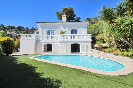 Beautiful villa with pool and sea view - RFC42041018VV