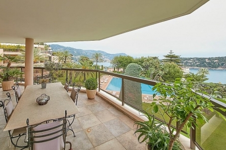 2-bedroom apartment in a prestigious residence between Nice and Villefranche - RFC42071018AV