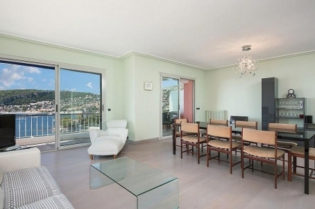 Sumptuous apartment in a secured residence with panoramic sea view - RFC42061018AV